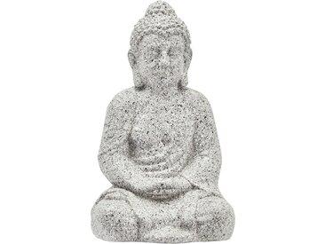 Basispreis* Deko-Buddha ¦ grau ¦ Magnesia ¦ Maße (cm): B: 28 H: