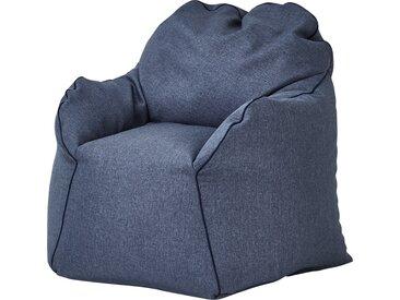 Basispreis* Sitzsack-Sessel  Tedd ¦ blau