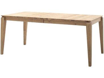 Woodford Massivholztisch ausziehbar  Malta ¦ holzfarben ¦ Maße