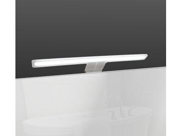 kalb | LED Badleuchte (Farbwechsel) + Powerbox 450mm Spiegelleuchte Aufbauleuchte Acrylglas verchromt
