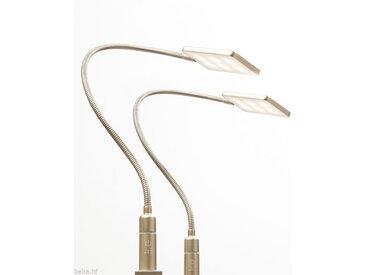 kalb   4W LED Bettleuchte Leseleuchte Flexleuchte Nachttischlampe Bettlampe Leselampe