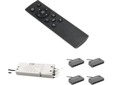kalb | 4-Kanal-Funkfernbedienung für 12V LED Beleuchtung Schaltsystem stufenlos dimmbar max. 60W