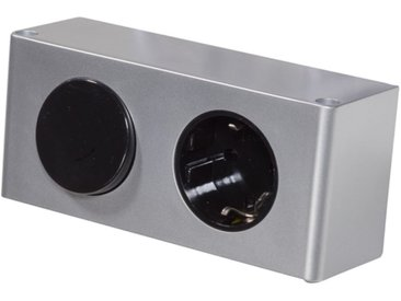 kalb | Energiebox für 230V LED Badleuchte Kombibox Spiegelschrank Steckdose (ohne Netzteil)