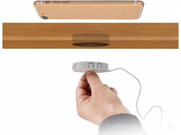 kalb   Qi Einbau Ladegerät Fast Charge Wireless Induktion Charger drahtlos Ladestation für Smartphones und Zubehör