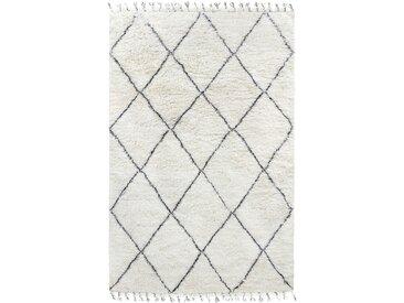 HK living Woolen Berber Teppich
