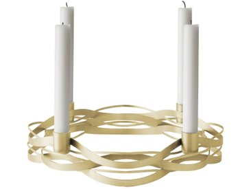 stelton Tangle Adventskranz-Kerzenhalter