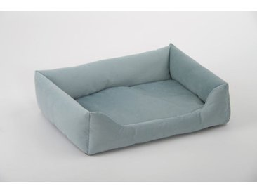 animal-design Kuschelsofa für Hunde und Katzen Hundebett Katzenbett Größe 1 blau rosa