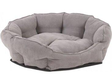 Hundesofa Katzensofa Hundebett Katzenbett kuschelig grau oder beige versch.Größen