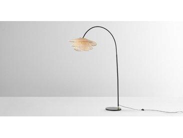 Weaver Stehlampe, Bambus