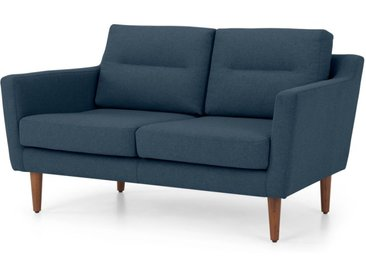 Walker 2-Sitzer Sofa, Orleansblau