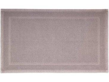 Jessa Badematte aus 100 % Baumwolle, Wolkengrau