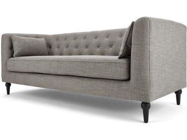 Flynn 3-Sitzer Sofa, Grau