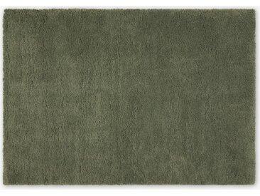Mala Teppich (200 x 290 cm), Salbeigruen
