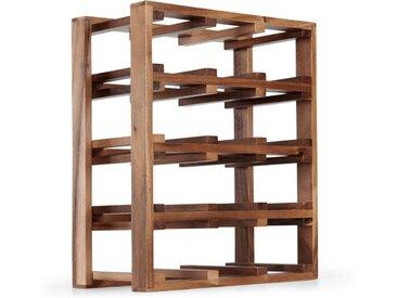 Clover Weinregal, Holz