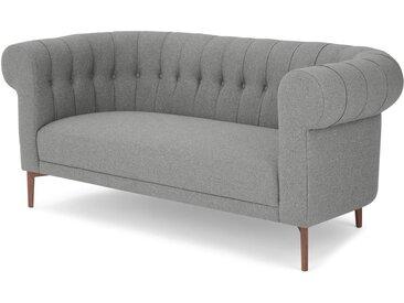 Hammond 2-Sitzer Sofa, Felsengrau