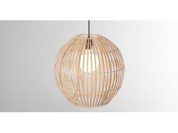 Hector hoher Lampenschirm, Bambus