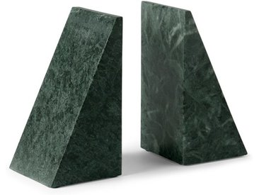 Elisa Buchstuetzen, Marmor in Green