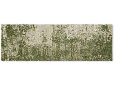 Genna Jacquard-Laeufer (66 x 200 cm), Gruen