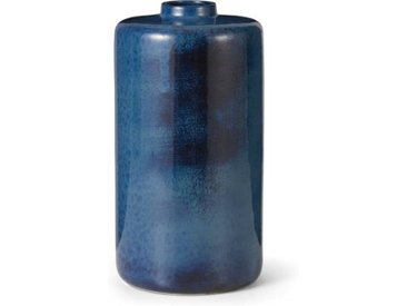 Haalo grosse Vase, Blau