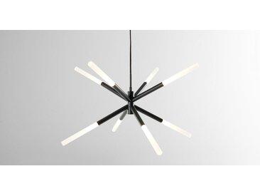 Wanda LED-Pendelleuchte, Schwarz