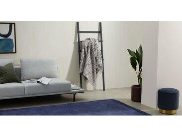 Larkin Decke (125 x 170 cm), dunkles Taupe