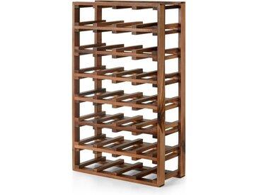 Clover grosses Weinregal, Holz