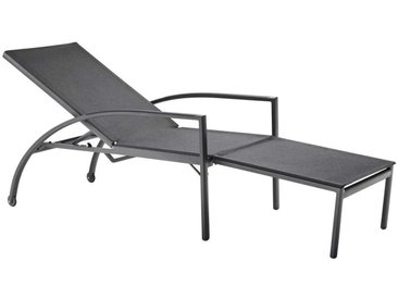 Outdoorlabel Collection DL Deck-Chair + Hocker 51