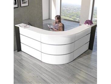 BARI Design Kompakttheke b232xt232xh112cm