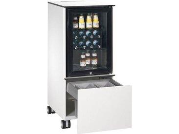 C+P Kühlschrank-Caddy mit Abfallsammler, b50xt60xh115cm