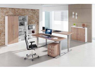 EXPRESS XDSM-Serie Büromöbel Set, 2 Arbeitsplätze, 400x300cm