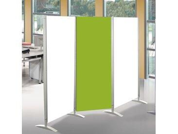 KERKMANN Trennwand aus Holz Weiß/Grün