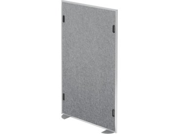 EXPRESS VASW1610-5 Akustik-Stellwand mit Rahmen b98xt2,7xh166cm