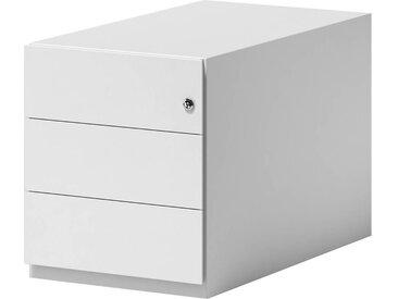 BISLEY NOTE Rollcontainer 80-100% Auszug, 3 Schubladen 15cm, 42cm breit, 77cm tief