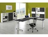 FORM 4 Büromöbel Set, 1 Arbeitsplatz 450x450