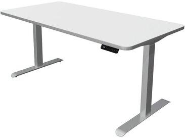 MOVE PREMIUM Steh-Sitz-Schreibtisch mit C-Fuß-Gestell, b160xt80xh72-121cm