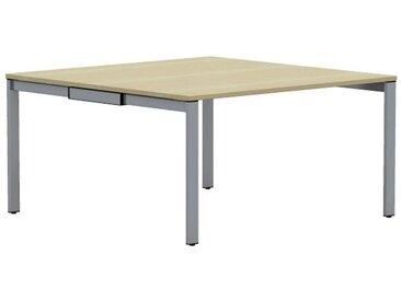 WORK Konferenztisch, rechteckig, 140cm tief