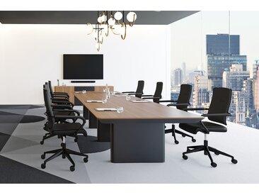 RANGE Büromöbel Set, Konferenzeinrichtung, 400x650cm