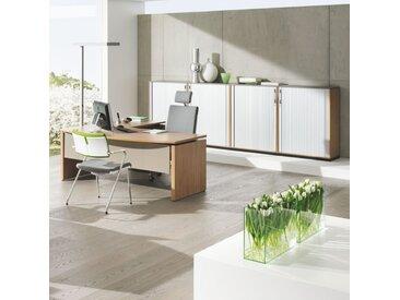 MANAGER Büromöbel Set, 1 Arbeitsplatz, 500x500cm