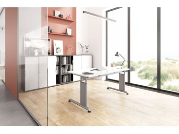 EXPRESS Z-Serie Büromöbel Set, 1 Arbeitsplatz, 400x300cm