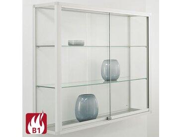 NICE Brandschutz-Wandvitrine mit Schiebetüren, b102-202xt30xh102cm