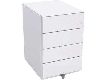 BISLEY OBA Rollcontainer 100% Auszug, 4 Schubladen 15cm, 56cm tief