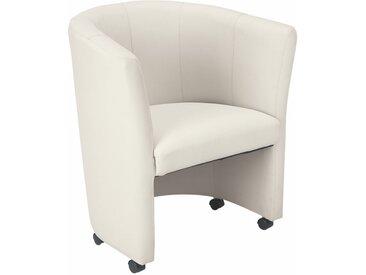 CLUB Sessel mit Rollen