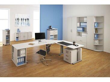 GERAMÖBEL Büromöbel Set, 1 Arbeitsplatz 400x400cm