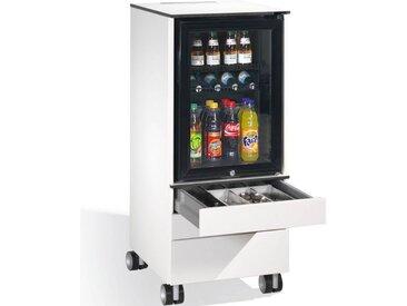 C+P Kühlschrank-Caddy mit 3 Schubladen, b50xt60xh115cm