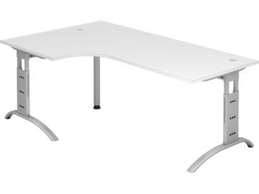EXPRESS F Kompakttisch, Gestellfarbe silber b200xt80/120cm