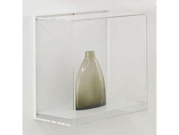 VIEW Wandvitrine mit Glashaube b42xt25xh42cm
