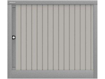 BISLEY EURO TAMBOURS PLUS Rollladenschrank 1 1/2-OH, 80cm breit