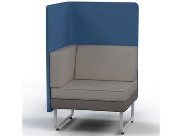 PLAY&WORK 1-Sitzer Sofa, hohe Rückwand