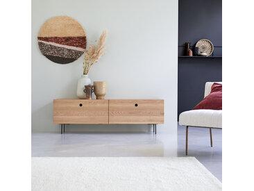 TV-Möbel aus Eichenholz 160 Jeanne