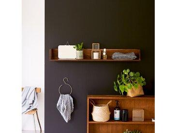 Wandregal für das Badezimmer aus Palisander Holz Villa